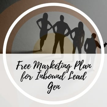 marketing plan for inbound lead generation