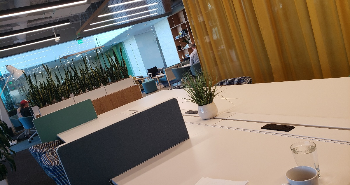 co-working space for staffing agency growth