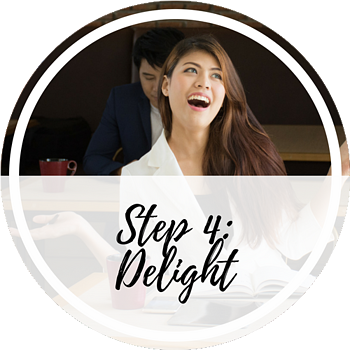 Delight customers with inbound lead generation