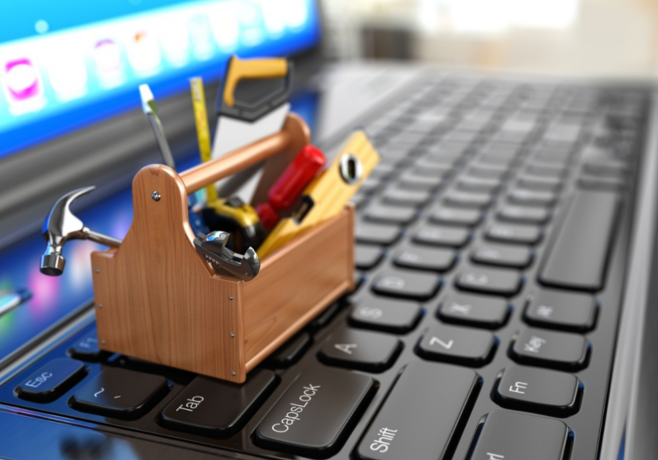what digital marketing tools do you use for inbound and/or website development?