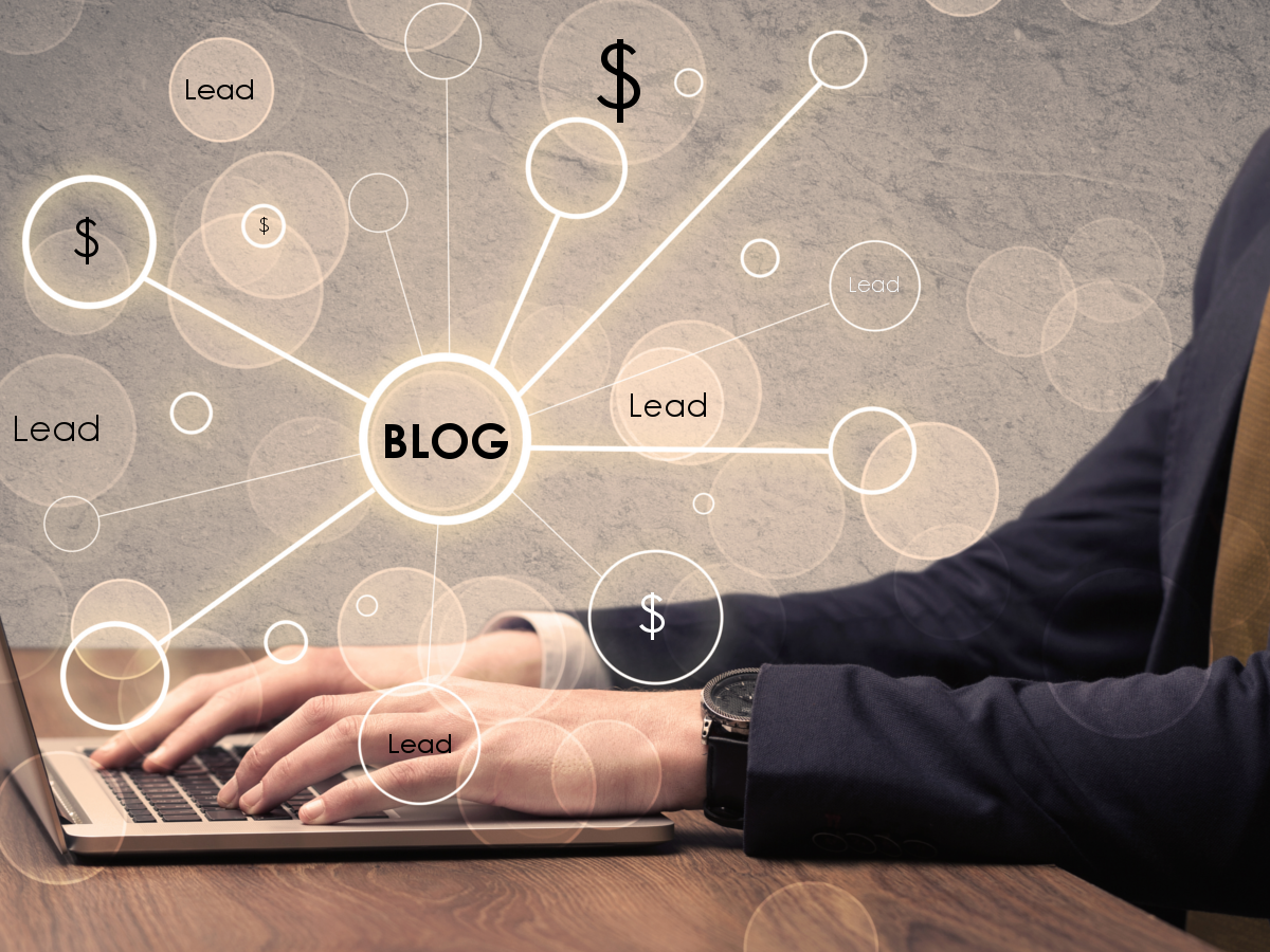 Learn how to use your blog to generate leads