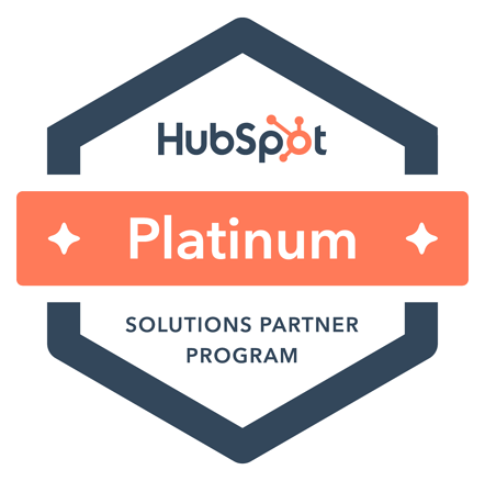 Hubspot Platinum Solutions Partners - Growth Agency