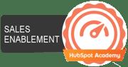 Sales Enablement Certified