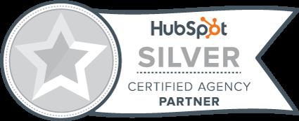 Orange Pegs Media is a Silver Tier Hubspot Partner