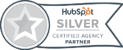Orange Pegs Media is a Silver Tier Hubspot Partner