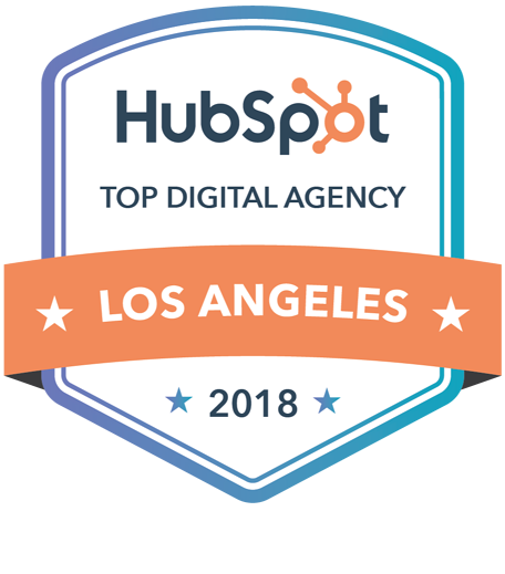 Hubspot Los Angeles badge-1