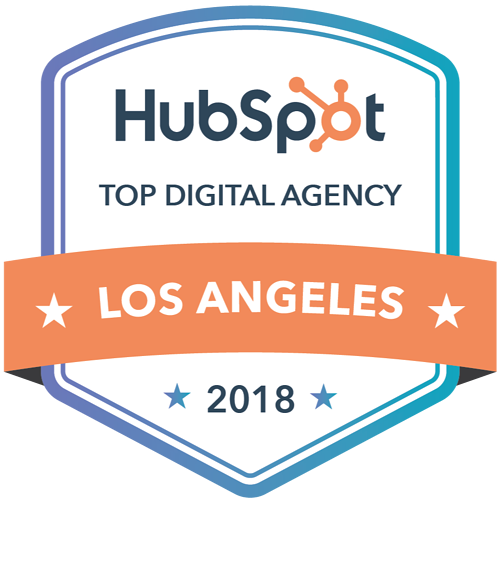Hubspot Los Angeles badge-1