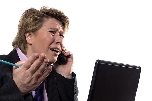 Frustrated from the cold calling? Use this rejection hotline!