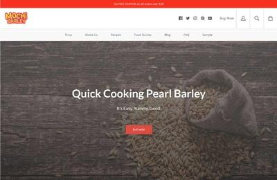 Mochi Barley
