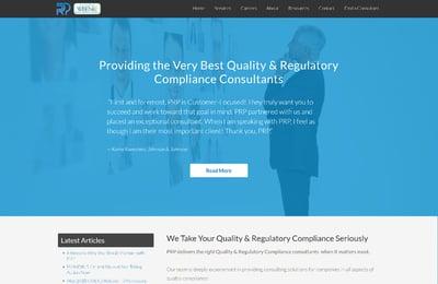 Website development for Staffing Agencies