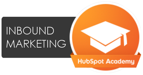 Orange Pegs Media is Inbound Marketing Certified