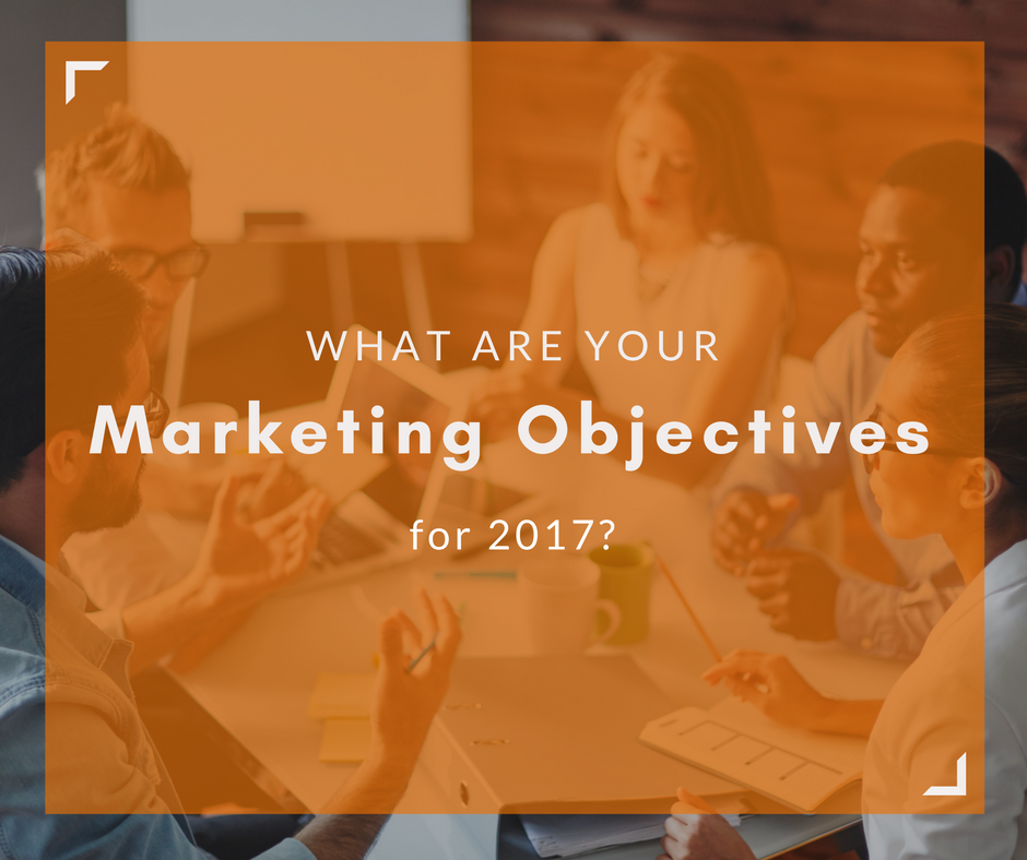 Marketing Objectives Calculator for your 2017 planning