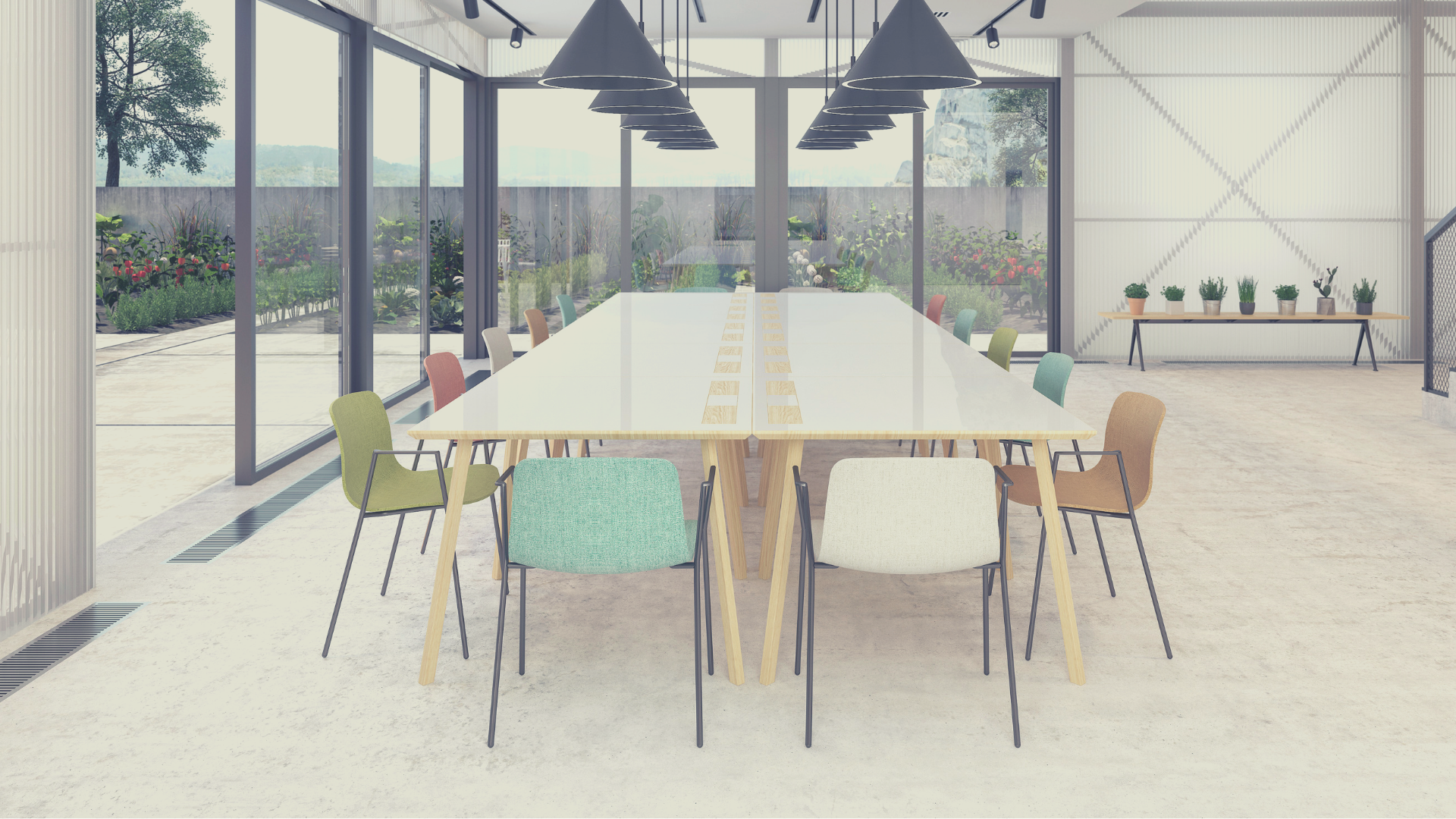 co-working for staffing agency growth