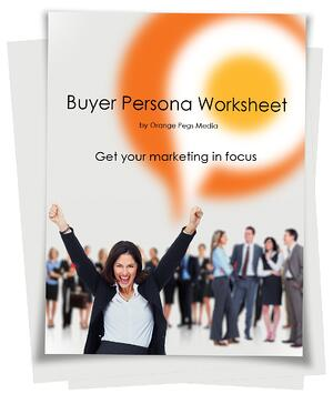 Buyer persona worksheet download for alignment