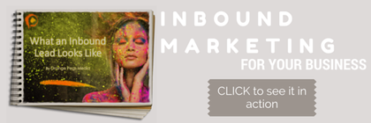 See what all the fuss is about with those juicy inbound marketing leads!