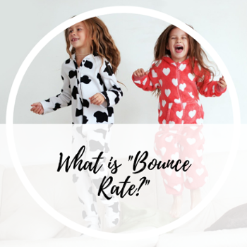 "What is ""bounce rate,"" and why does it matter?"