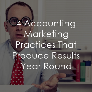 These 4 digital marketing practices may just be what your accounting firm was looking for