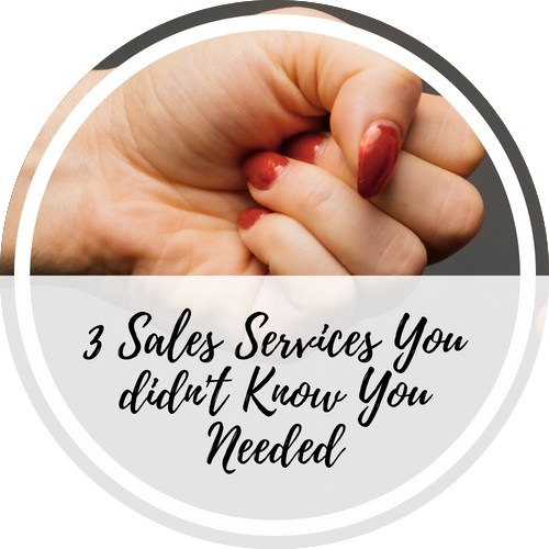 B2b sales services you didn't know you needed